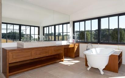 Salle de bain menuiserie Rafflin