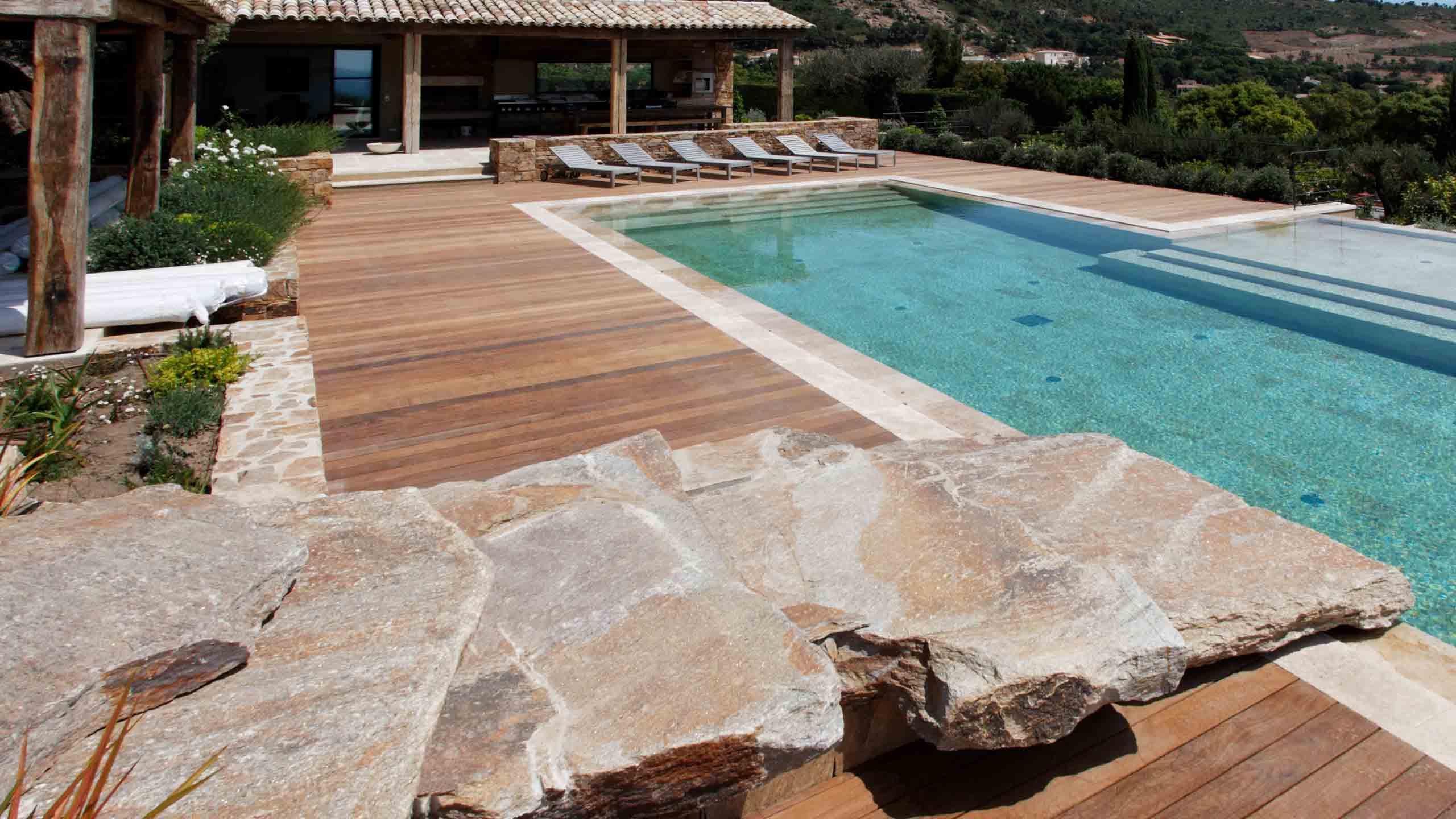 Villa Piscine St Tropez