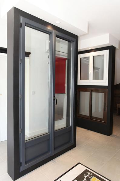 menuiserie pvc alu menuiserie pvc couleur id es de kf200 menuiserie pvc et pvc alu langeac en. Black Bedroom Furniture Sets. Home Design Ideas